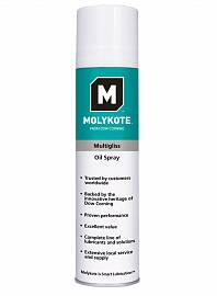 Спрей-смазка Molykote Separator spray 400ml