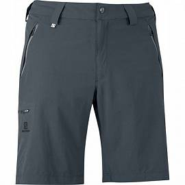Шорты SALOMON ss Wayfarer Short Dark Cloud м.
